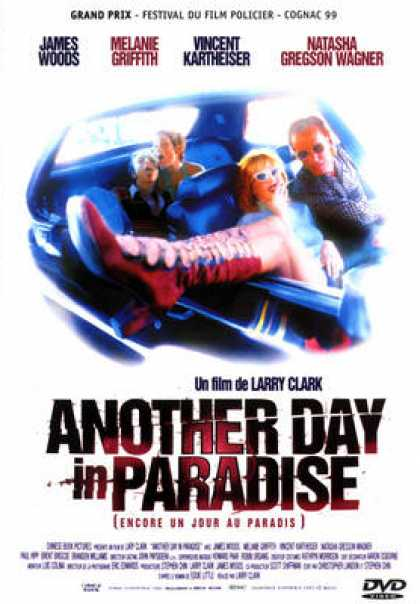 French DVDs - Another Day In Paradise