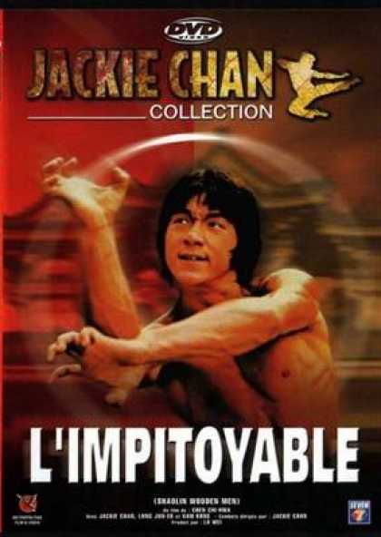 French DVDs - The Unforgiven Jackie Chan