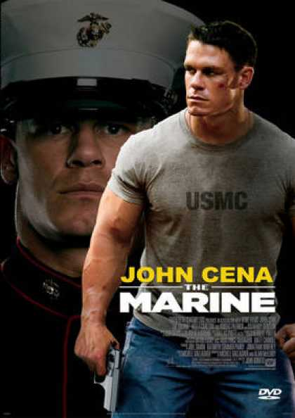 French DVDs - The Marine