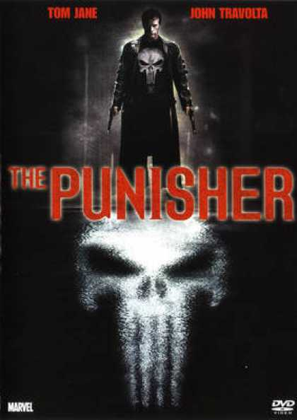 French DVDs - The Punisher