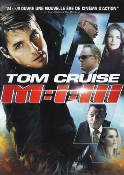 French DVDs - Mission Impossible 3