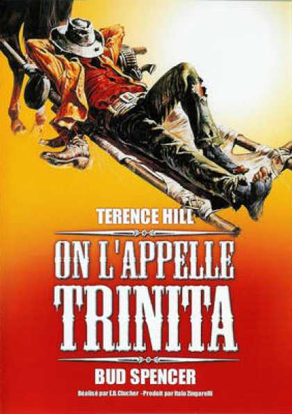 French DVDs - On L Appelle Trinita