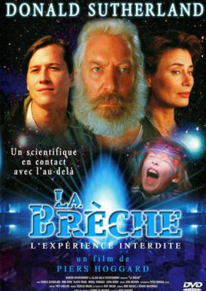 French DVDs - La Breche