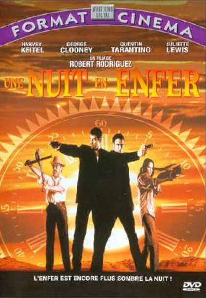 French DVDs - From Dusk Till Dawn