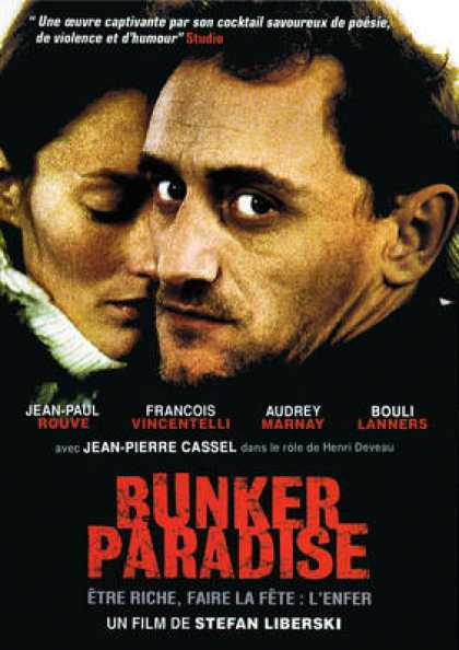 French DVDs - Bunker Paradise