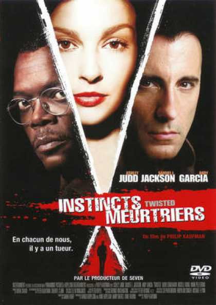 French DVDs - Instincts Meurtriers
