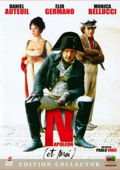 French DVDs - Napoleon Et Moi