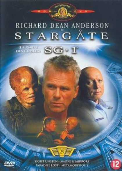 French DVDs - Stargate Sg 1 Vol 29