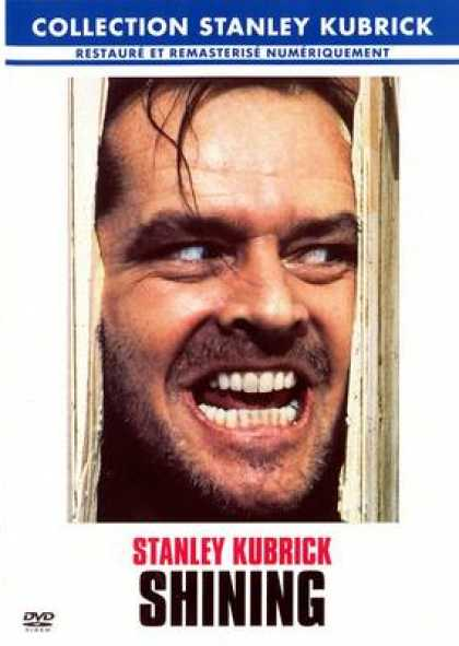 French DVDs - The Shining