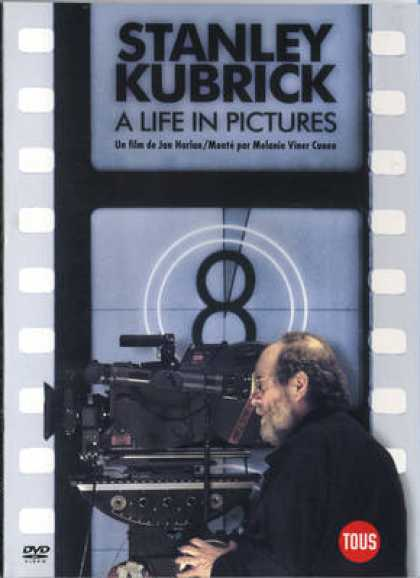 French DVDs - Stanley Kubrick - A Life In Pictures