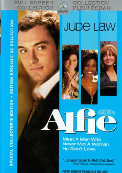 French DVDs - Alfie
