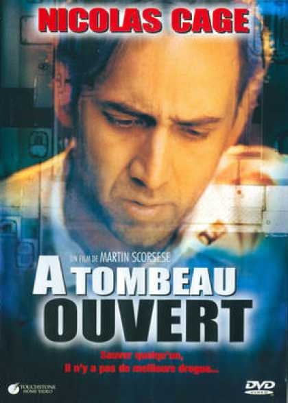 French DVDs - A Tombeau Ouvert