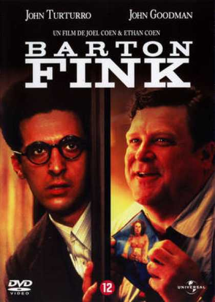 French DVDs - Barton Fink