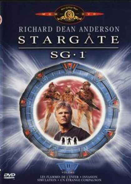 French DVDs - Stargate Sg 1 Vol 11