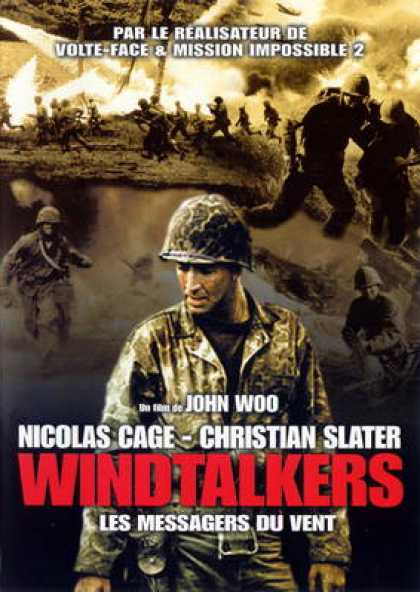 French DVDs - Windtalkers