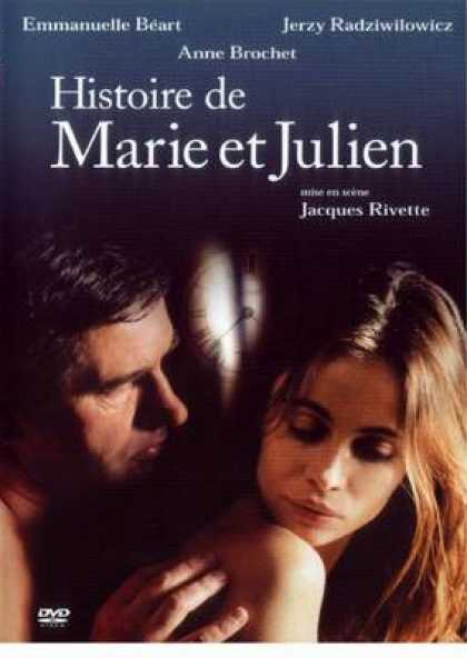 French DVDs - The Story Of Marie And Julien