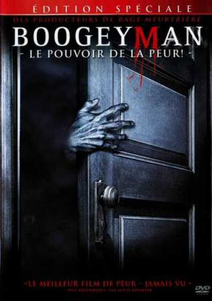 French DVDs - Boogeyman