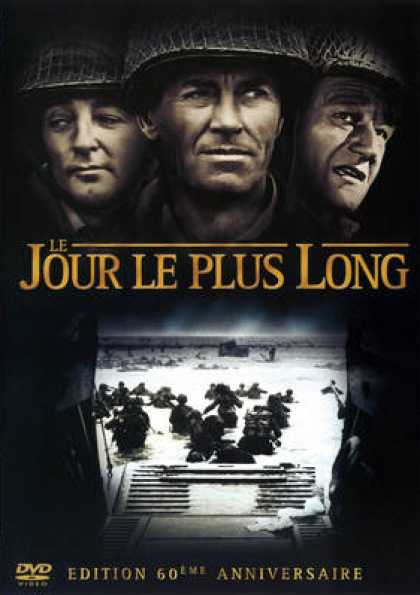 French DVDs - Le Jour Le Plus Long AE