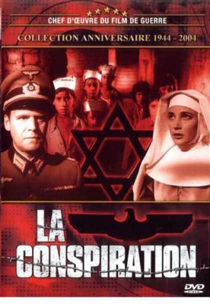 French DVDs - La Conspiration