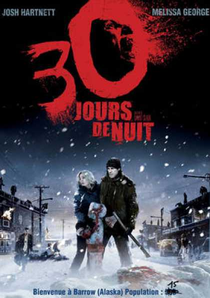 French DVDs - 30 Days Of Night