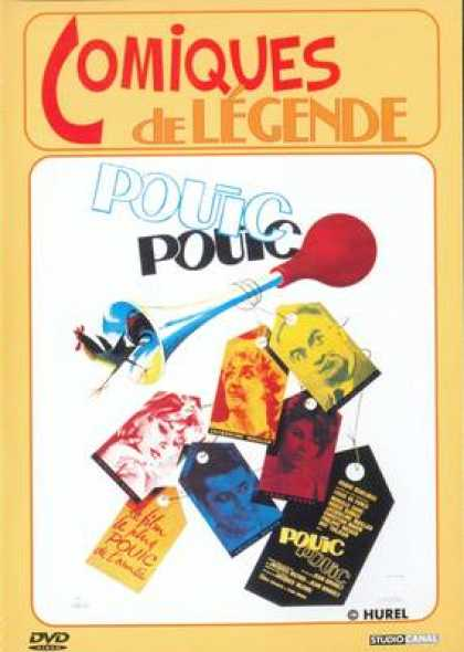French DVDs - Pouic Pouic