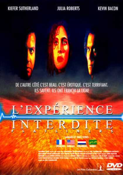 French DVDs - Flatliners