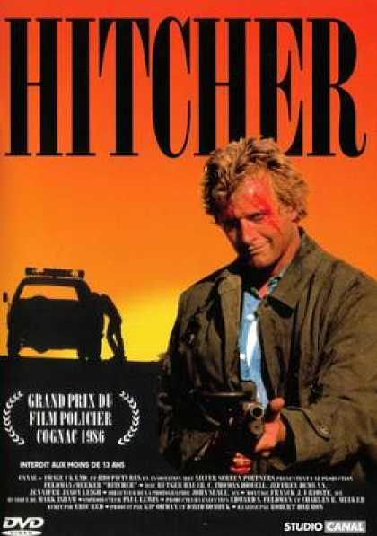 French DVDs - Hitcher
