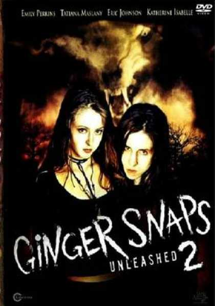 French DVDs - Ginger Snaps 2