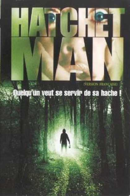 French DVDs - Hatchetman