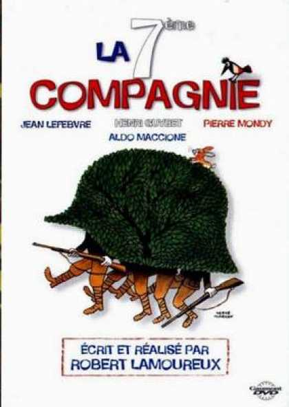 French DVDs - 7th Company