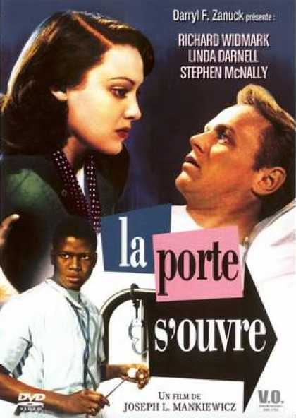 French DVDs - La Porte S'ouvre (No Way Out)
