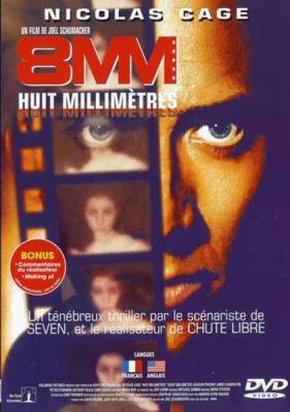 French DVDs - 8 MM