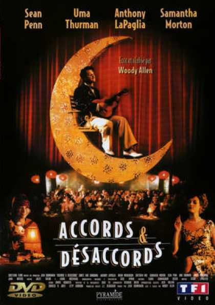 French DVDs - Accords Et Desaccords