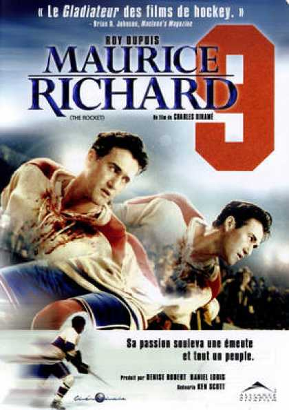 French DVDs - The Rocket 9