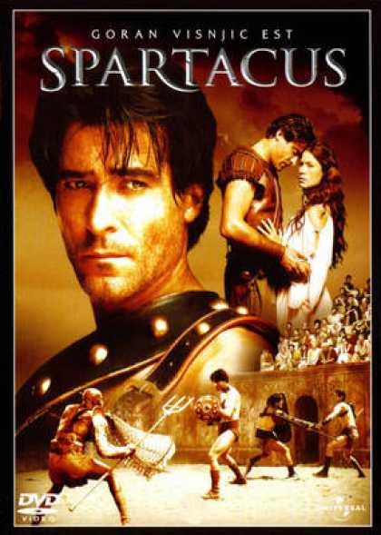 French DVDs - Spartacus