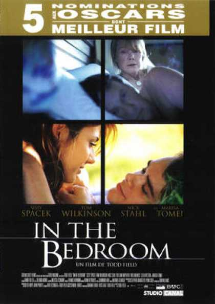 French DVDs - In The Bedroom