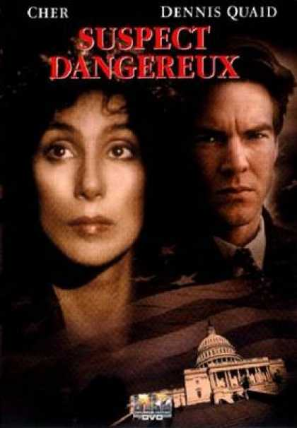 French DVDs - Dangerous Suspects