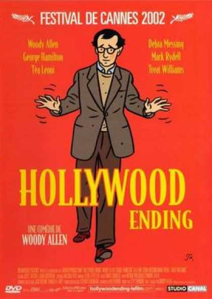 French DVDs - Hollywood Ending