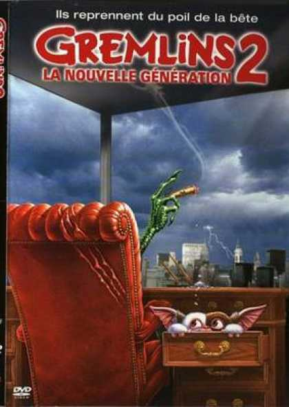 French DVDs - Gremlins 2