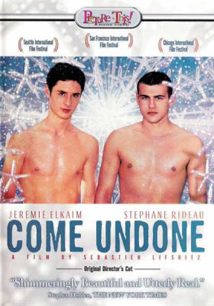 French DVDs - Come Undone WS ODC