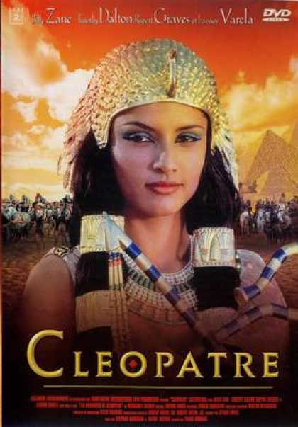 French DVDs - Cleopatre