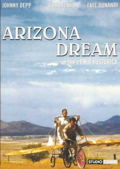French DVDs - Arizona Dream
