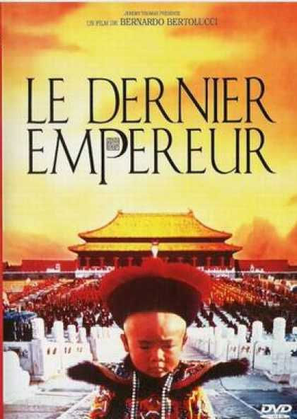 French DVDs - The Last Emperor
