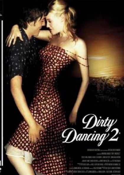 French DVDs - Dirty Dancing 2