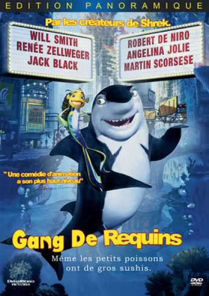 French DVDs - Shark Tale