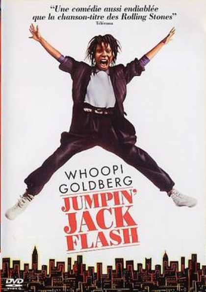 French DVDs - Jumpin' Jack Flash