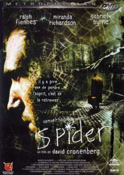 French DVDs - Spider