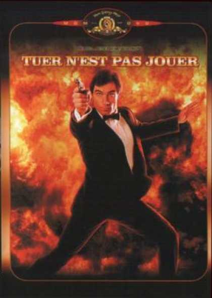 French DVDs - The Living Daylights