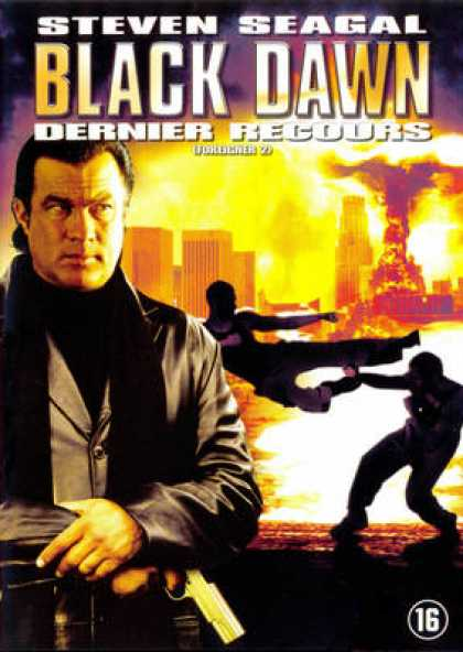 French DVDs - Black Dawn