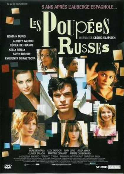 French DVDs - Les Poupees Russes